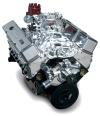 Edelbrock 350 Perf RPM 9 5 1 Engine Polished Incl Part 608919 71011 1413 8820 STD MSD Ign