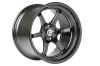 Cosmis Racing XT-006R Black w/ Machined Spokes Wheel 18x11 +8mm 5x114.3