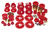 Prothane 09-10 Subaru Forester Total Kit - Red