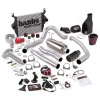 Banks Power 03-04 Ford 6.0L CCLB Big Hoss Bundle - SS Single Exhaust w/ Black Tip