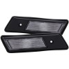 ANZO 1995-1996 BMW 3 Series Side Marker Lights Clear