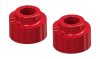 Prothane 05-09 Ford F250 SD 4wd Front Coil Spring 2.5in Lift Spacer - Red