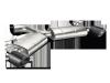 Akrapovic 13-17 Volkswagen Golf GTI (VII) Slip-On Line (Titanium) w/ Carbon Tips