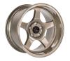 Cosmis Racing XT-005R Bronze Wheel 17x9.5 +5mm 5x114.3