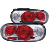 ANZO 1990-1997 Mazda Miata Taillights Chrome