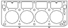 Cometic 09+ GM LS9 4.100in Bore .051 thick MLX LHS Head Gasket