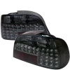 Spyder BMW E38 7-Series 95-01 LED Tail Lights Smoke ALT-YD-BE3895-LED-SM