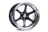 Cosmis Racing XT-006R Black w/ Machined Lip Wheel 18x11 +8mm 5x114.3