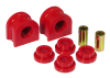 Prothane 00-01 Chevy Suburban / Tahoe Rear Sway Bar Bushings - 1.1in - Red