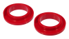 Prothane 00-04 Ford Focus Rear Coil Spring Isolator - Red