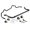 Hotchkis 03-04 Audi RS6 Front & Rear Swaybar Set