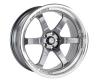 Cosmis Racing XT-006R Gun Metal w/ Machined Lip Wheel 20x9.5 +10mm 5x114.3