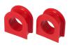 Prothane 02-03 Chevy Trailblazer Front Sway Bar Bushings - 44mm - Red