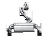 Akrapovic 12-15 BMW 335i (F30 F31) Evolution Line Cat Back (SS) w/ Carbon Tips (Req. Link Pipe)