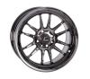 Cosmis Racing XT-206R Black Chrome Wheel 15x8 +30mm 4x100