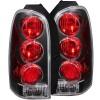 ANZO 1997-2003 Chevrolet Venture Taillights Black