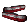 Spyder Acura Integra 90-93 2Dr Euro Style Tail Lights Red Clear ALT-YD-AI90-RC