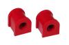 Prothane 05-07 Scion TC Front Sway Bar Bushings - 21mm - Red