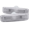 ANZO 1997-1999 BMW 5 Series Side Marker Lights Clear