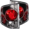 ANZO 1995-2005 Chevrolet S-10 Taillights Black 3D Style
