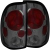 ANZO 1997-2004 Dodge Dakota Taillights Smoke