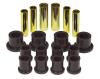 Prothane 04-06 Ford F150 Rear Leaf Spring Bushings - Black