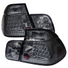 Spyder BMW E46 3-Series 99-01 4Dr LED Tail Lights Smoke ALT-YD-BE4699-4D-LED-SM