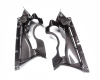 Agency Power Carbon Fiber 2 Piece Engine Bay Panels Set McLaren MP4-12C 12-14