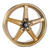 Cosmis Racing R5 Hyper Bronze Wheel 18x8.5 +40mm Offset 5x108