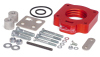 Airaid 01-03 Ford F-150 XLT 4.2L V6 PowerAid TB Spacer