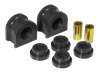 Prothane 00-01 Chevy Suburban / Tahoe Rear Sway Bar Bushings - 1.18in - Black