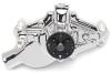 Edelbrock Water Pump High Performance Chevrolet 350 CI V8 Short Style Endurashine Finish