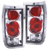 ANZO 1986-1993 Mazda B2000 Taillights Chrome