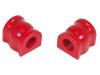 Prothane 04-05 Mazda 6 Rear Sway Bar Bushings - 18mm - Red