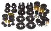 Prothane 09-10 Subaru Forester Total Kit - Black