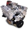 Edelbrock 350 Perf RPM 9 5 1 Engine Polished Incl Part 609719 350071 Pro-Flo2 EFI 8820 Hei MSD Ign