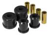 Prothane 01-02 Honda Civic Front Control Arm Bushings - Black