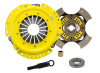 ACT 1989 Nissan 240SX XT/Race Sprung 4 Pad Clutch Kit