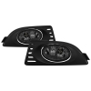 Spyder Acura RSX 05-07 OEM Fog Lights w/Switch Smoke FL-AR06-SM