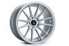 Cosmis Racing R1 Matte Silver Wheel 18x10.5 +30mm 5x114.3