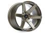 Cosmis Racing S1 Bronze w/ Milled Spokes 18x10.5 +5mm 5x114.3 Wheel