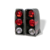 Spyder Cadillac Escalade SUV (Not EXT)02-06 Euro Style Tail Lights Black ALT-YD-CE02-BK