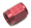 Edelbrock 3An to 3/16In Red Tube Nut
