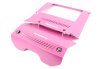Perrin 15-16 Subaru WRX Breast Cancer Awareness Engine Cover Kit
