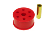 Prothane 00-03 Mitsubishi Eclipse V6 Rear Motor Mount Insert - Red
