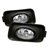 Spyder Acura TSX 04-05 (Euro Accord)OEM Fog Lights w/Switch- Clear FL-ATSX03