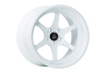 Cosmis Racing XT-006R White Wheel 18x11 +8mm 5x114.3