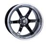 Cosmis Racing XT-006R Black w/ Machined Lip Wheel 20x11 +5mm 5x114.3