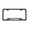 Dinan License Plate Frame