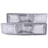 ANZO 1995-2005 Chevrolet Astro Van Euro Parking Lights Chrome